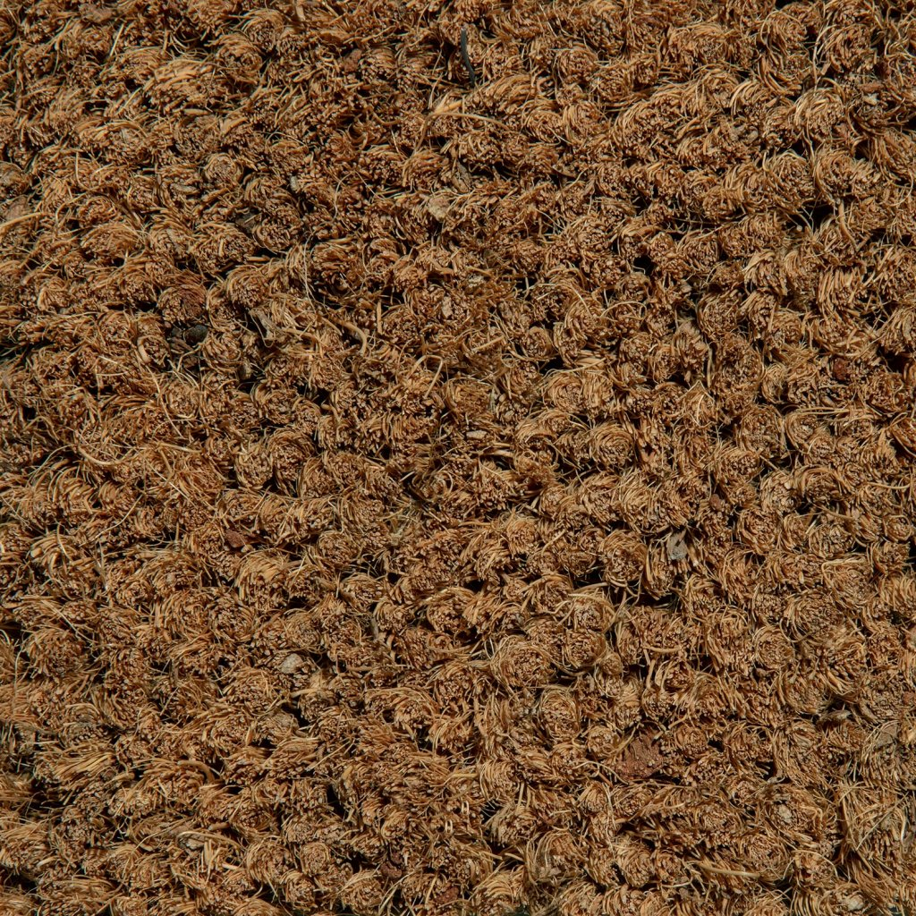 Amarco Products Brush Coir Vinyl Backed Coco Mat