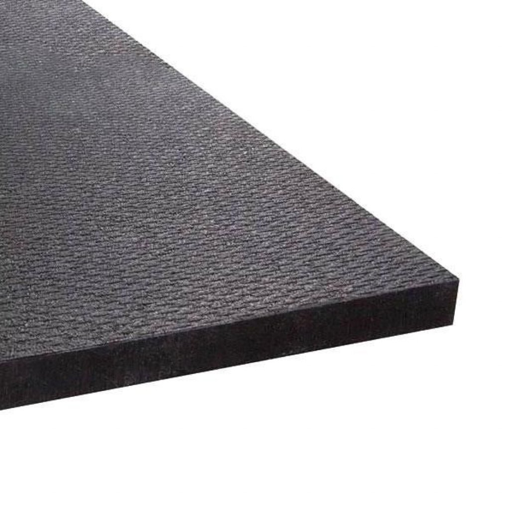 Amarco products olympia pad 4 x 6 vulcanized rubber gym mat