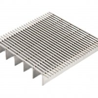 ST-98 - 9/8 inch - Stainless Steel Grating