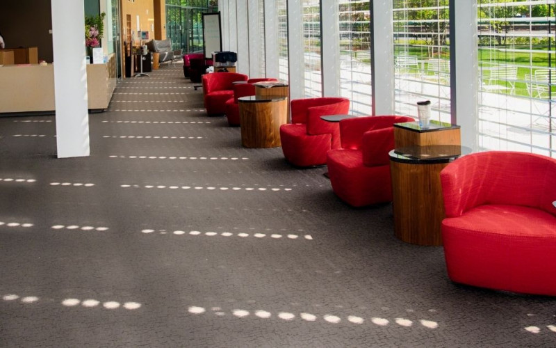 Benefits of a Walk-Off Mat in a Business Entryway