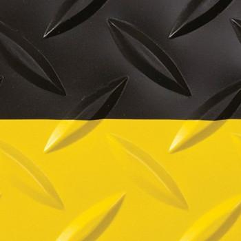 Black - Yellow Border