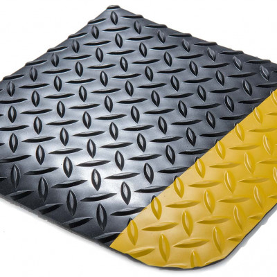 Diamond-Step - Vinyl Wear-Layer  Anti-Fatigue Mat