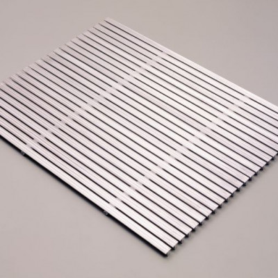 G-200A - 13/16 inch - Aluminum Foot Grille