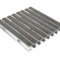 G-740 - 1.625 inch - Aluminum Recess Grating