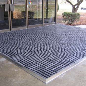 Linear_Tile_Vinyl_Carpet_Tile_Install