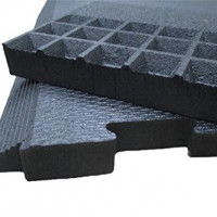 Olympia Shock-Mat - 3/4 inch - Rubber Vibration Control Mat