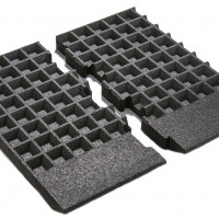 Olympia Shock-Tile - 3/4 inch - Rubber Vibration Control Tile