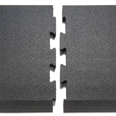Olympia-Tile - 2' x 2' - Vulcanized Rubber Gym Tile
