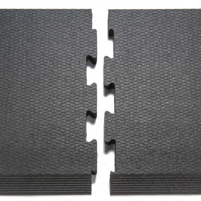 Olympia-Tile - 2' x 2' - Vulcanized Rubber Gym Tile