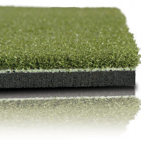 Pro Turf - 8mm Rubber Backed Turf Flooring