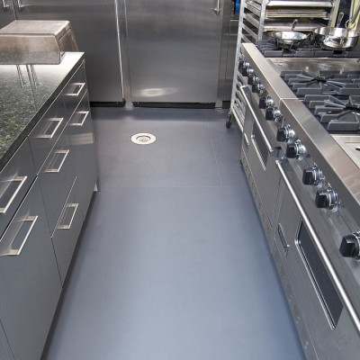 "Protect-All Sheet - 1/4"" Kitchen Safety Flooring"