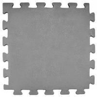 PT-100 - 7/16 inch - Reversible - Virgin Rubber Gym Tile