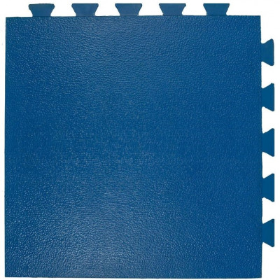 PT-300 - 3/8 inch - Hammered - Virgin Rubber Gym Tile