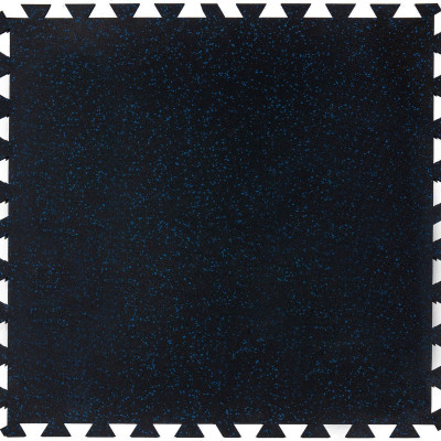 "Sport-Fleck - 36"" X 36"" Recycled Rubber Tile"