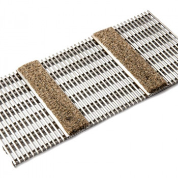 ST-38A - 3/8 inch - Stainless Grating with Treads