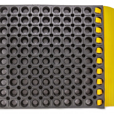 "Thru-Tread - 7/8"" Rubber Kitchen Mat"